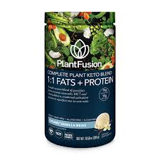Image result for PlantFusion Complete Meal Plant Based Pea Protein Powder | Meal Replacement Shake